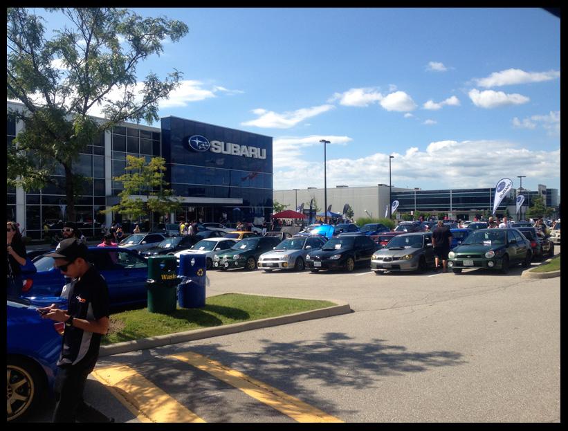 TSC_Toronto_Subaru_Hyper_Meet_2013_2