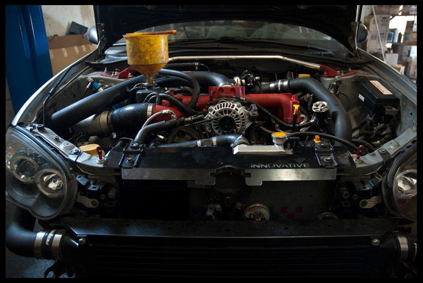 Noel_Subaru_STI_Custom_Rotated_Engine_Bay