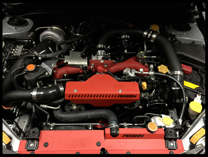 TonyJ_2010_Subaru_STI_Engine_Bay_Turbo